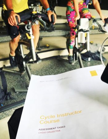 Cycle Collective instructor course